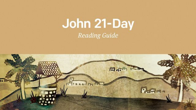 This reading guide was written to guide you through the book of John in 21 days. Read one chapter each day and spend time with God using the devotionals and questions provided.