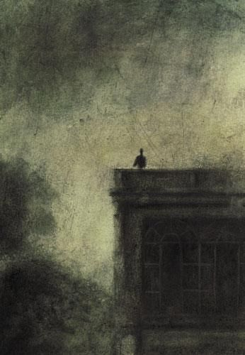 Pablo Auladell ... Illustration for Henry James's 'The Turn of the Screw'