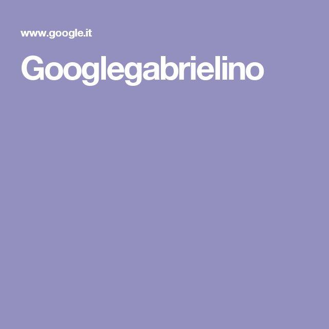 Googlegabrielino