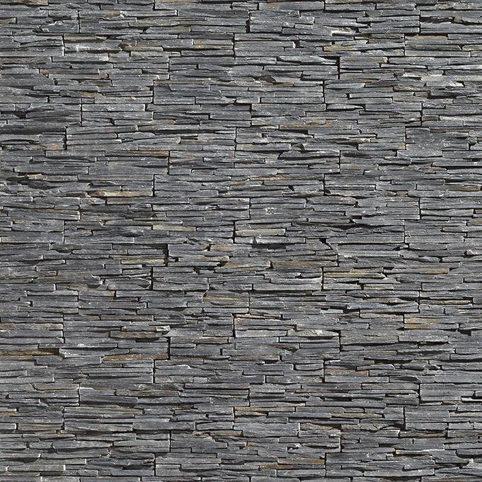 STONEPANEL® ARDOISE LAMES FINES forme une combinaison élégante, avec une installation facile et rapide   #STONEPANEL #CUPASTONE #CUPAGROUP #pierrenaturelle #décoration #aménagement #parement #mur #revêtement