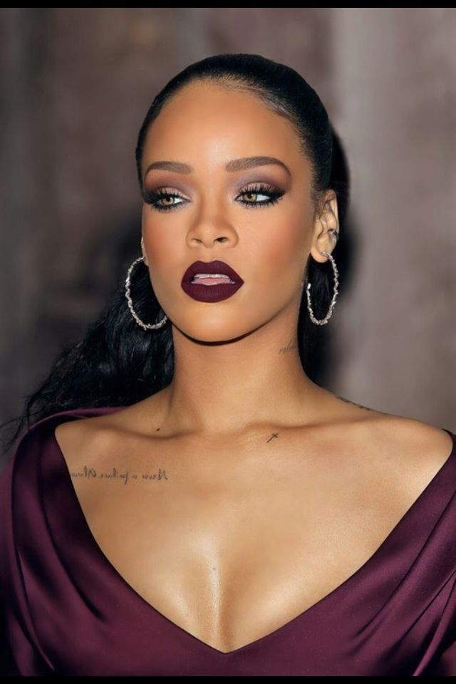 Goddesss Flawless Celebrity Makeup Looks Celebrity