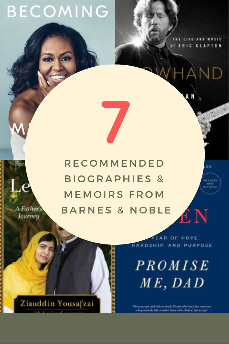 Writer Ross Johnson shares seven of November's Best Biographies and Memoirs.  From Michelle Obama's new book BECOMING to Eric Clapton's biography SLOW  HAND, ...