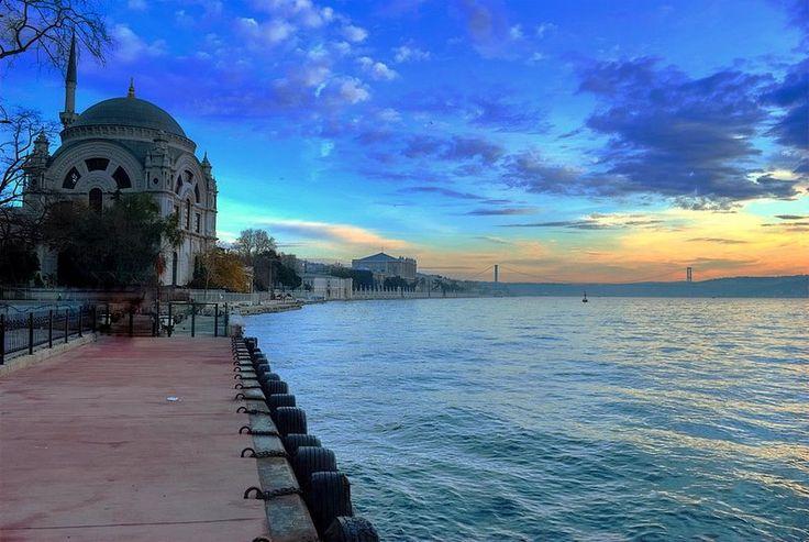 Bosphours - kabatas, Istanbul