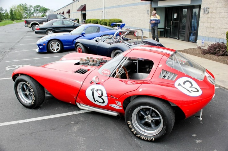 1965 Bill Thomas Cheetah: The Bill Thomas Cheetah was a sports car car built from 1963-1966 by Chevrolet performance tuner Bill Thomas as a competitor to Carroll Shelby's Cobra.