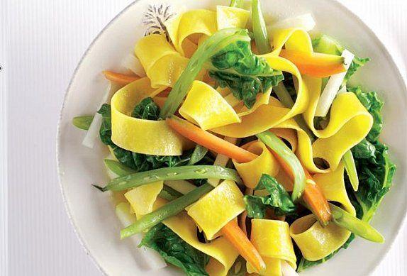Zeleninová směs s kedlubnou