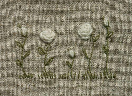 bullion knot roses | Flickr - Photo Sharing!