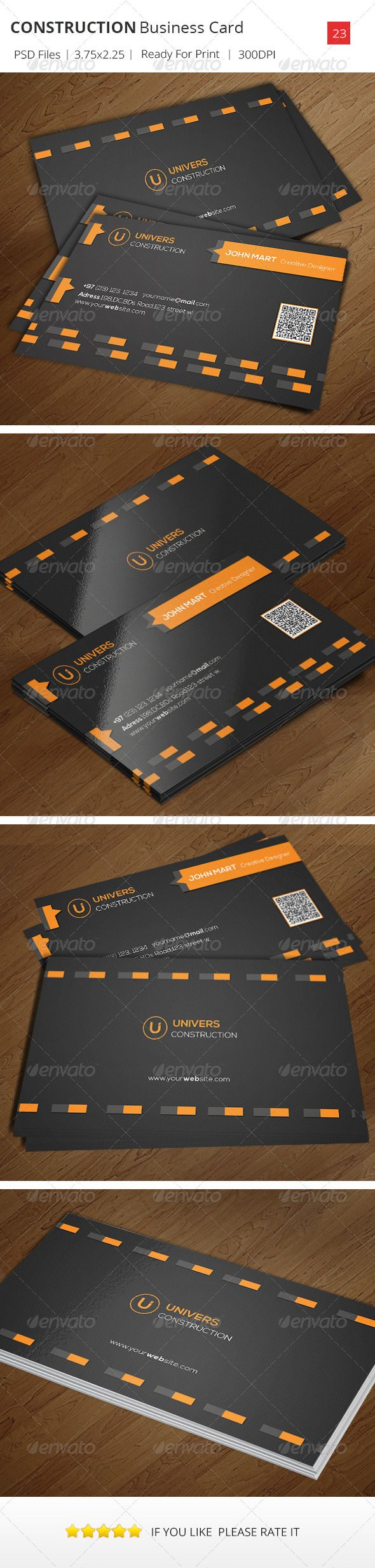 Best 25 construction business cards ideas on pinterest business best 25 construction business cards ideas on pinterest business card design print business cards online and simple business cards magicingreecefo Gallery