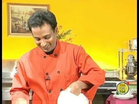 Turai and Milk Curry - Ridge Gourd - By VahChef @ VahRehVah.com - YouTube