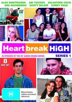 Heartbreak High Series 1 - 8-DVD Box Set Heart break High - Series One: Amazon.co.uk: Tony Martin, Lara Cox, Callan Mulvey, Emma Roche, Rel ...