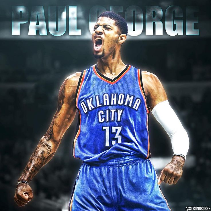 Paul George #13 #OKCThunder #Thunderup