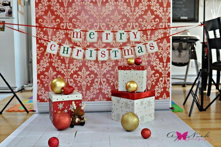 Great Christmas Setup Idea