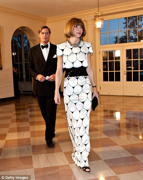 Beyond Chic - #Chanel at the #Whitehouse