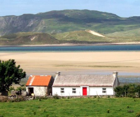 Cloverfield Cottage - Isle of Doagh, Inishowen, Donegal, Ireland