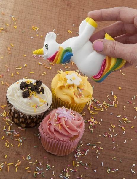 Magical Unicorn Sugar Sprinkle Shaker