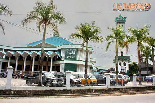 Old Mosque - Al Ula