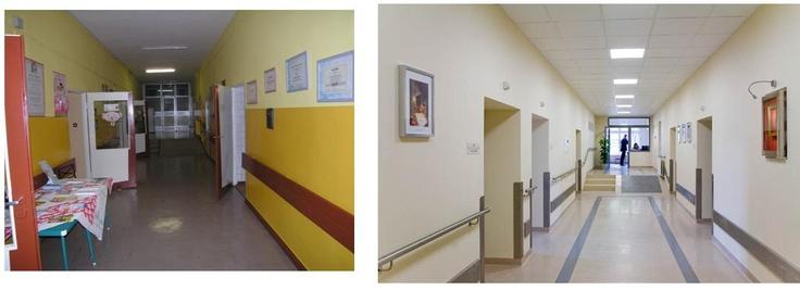 Pododdział Ginekologii Onkologicznej - zakończenie remontu 2012 rok