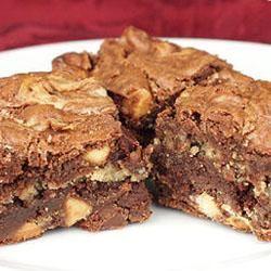 Peanut Butter Brownies I Allrecipes.com