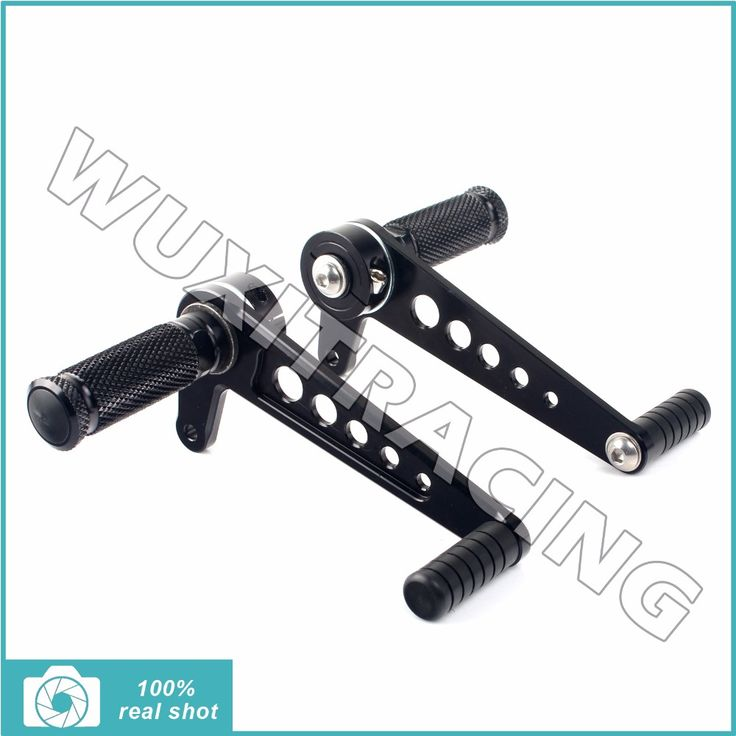 CNC Motorcycle Universal Adjustable Foot Rests Rearsets Footpegs Rear Sets for Triumph Bonneville 750 72 73 74 75 76 77 78 79-in Foot Rests from Automobiles & Motorcycles on Aliexpress.com | Alibaba Group
