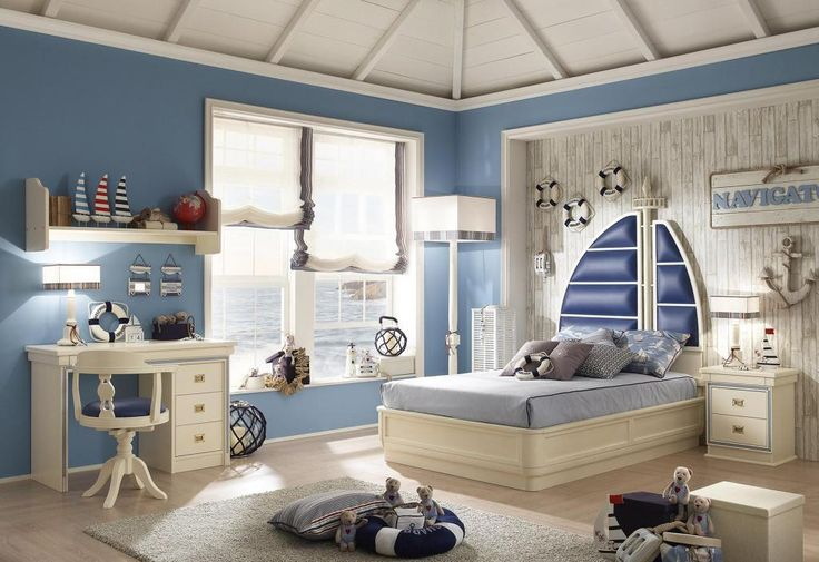 http://www.drissimm.com/wp-content/uploads/2015/02/amusing-childrens-room-with-nautical-theme-with-blue-painting-wall-including-lamp-standing-corner-pllus-study-table-beside-glass-window1.jpg