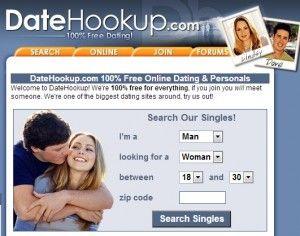 Hookup website for free