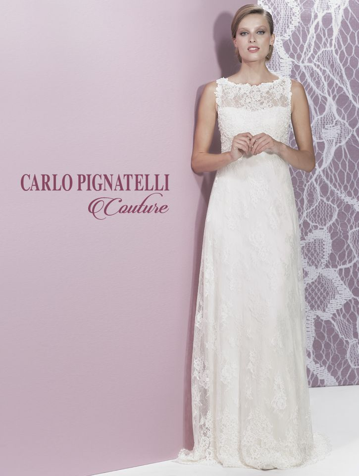 "Model ""Lucrezia"" - Carlo Pignatelli Couture 2015. #carlopignatelli #couture #sposa #bride #weddingdress #bridalgown #weddingday #matrimonio #madeinitaly"