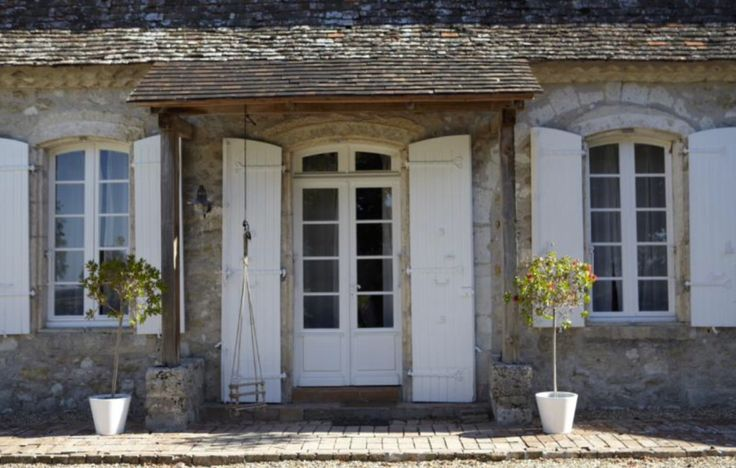 """This lovely countrystyle front door is from our feature """"Prime Time"""""""