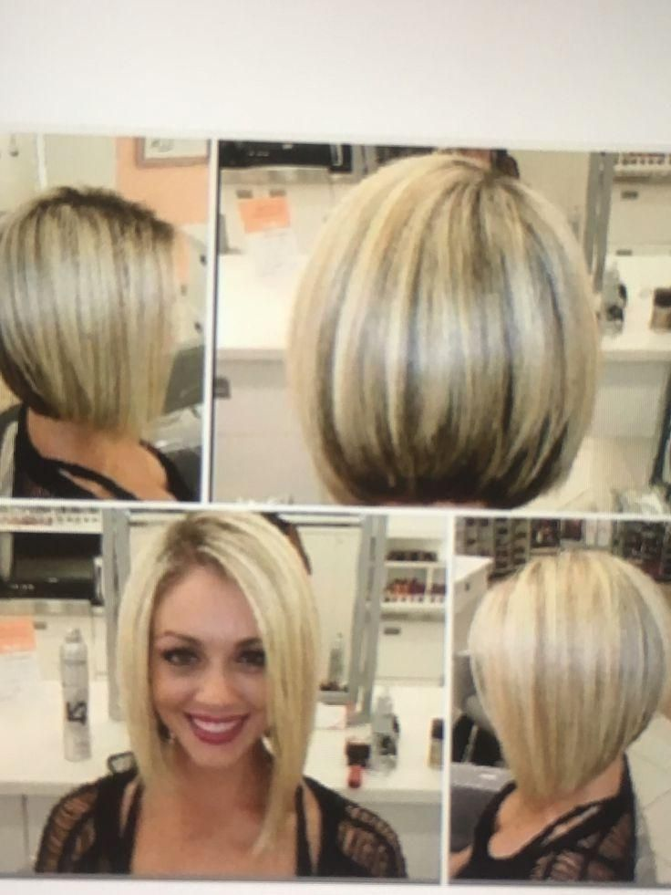 Bob Frisuren Hinterkopf Ansicht Bob Frisuren Pinterest Hair