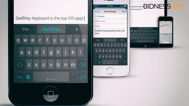 Swift Keyboard Tops iStore Apps List