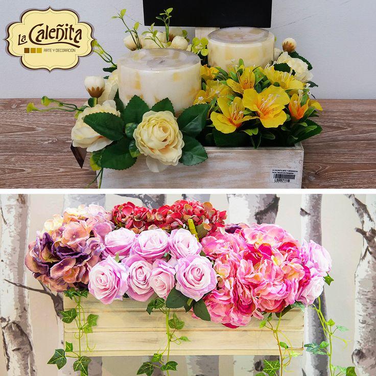 """Rosas de jardín, ranúnculos, dalias y otras flores de """"pétalos suaves"""" son las flores más solicitadas por novias para sus centros de mesa. Son muy románticas. ¿Cuál te gusta más? #DecoracionBodas2017 #TendenciasDecoracion2017 #CentrosDeMesaCa"""