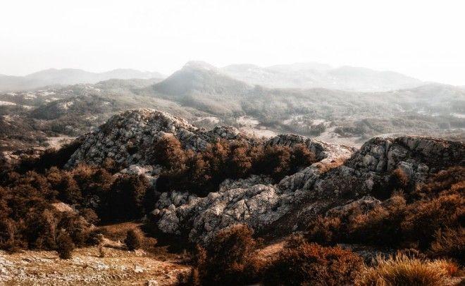 Lovcen, Montenegro   1,000,000 Places