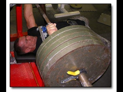 How To Increase Bench Press Fast - Critical Bench Program