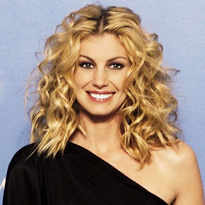 Faith Hill's Changing Looks - 2000  - from InStyle.com