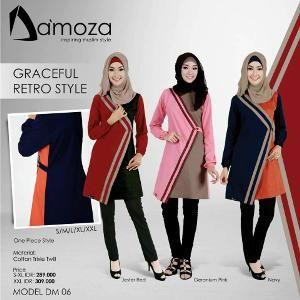 Baju Atasan Wanita  Damoza for Women DM 006