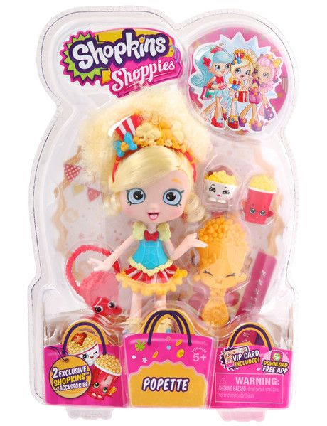 Shopkins Shoppies Dolls product photo