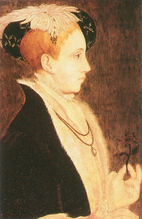 In 1547 Edward, the only surviving legitimate son of King Henry VIII, was…