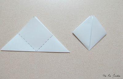 Букет оригами   Мастер Поделок