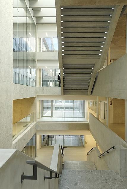 #architettura #fotografia  Università #Bocconi  #Grafton Architects #Milano #GuidoAntonelli