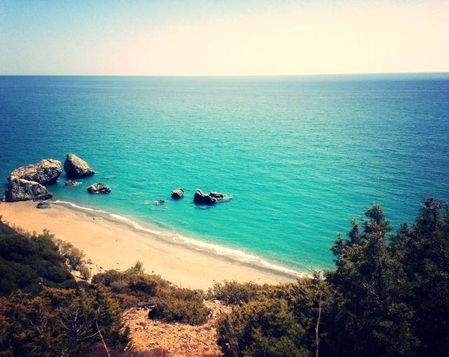 Tsoutsouras, Crete...