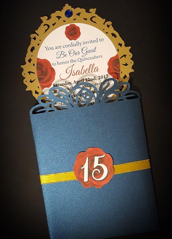 Espejo de invitación invitación de la boda por ArtsyFartsyMommy07