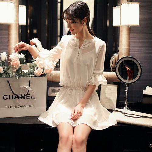 vestido :3