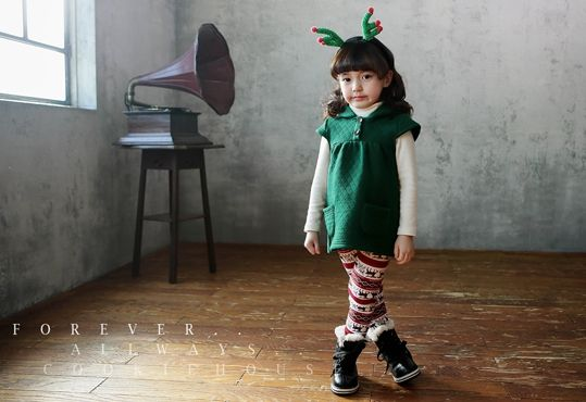 Korea children's No.1 Shopping Mall. EASY & LOVELY STYLE [COOKIE HOUSE] Happy winter deer Leggings / Size : 7-17 / Price : 7.50 USD #cute #koreakids #kids #kidsfashion #adorable #COOKIEHOUSE #OOTD #bottom #leggings #pants #dailylook #dailyfashion #pattern #unique