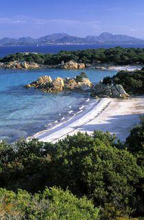 Spiaggia di Capriccioli, Olbia, Sardinia