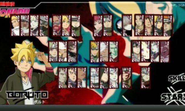 Narsen Mod Bonaru Boruto Naruto Apk V1 By Rahmat Kun Game