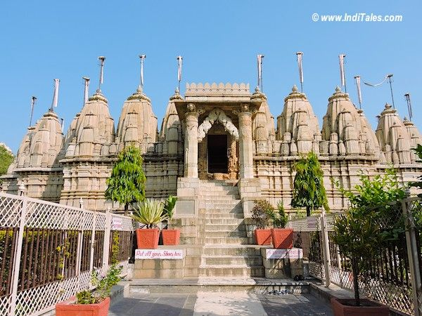 Saatbees Jain Temple Chittorgarh Fort
