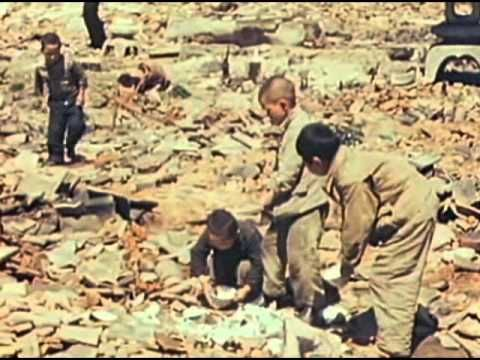 Hiroshima Aftermath 1946 USAF Film