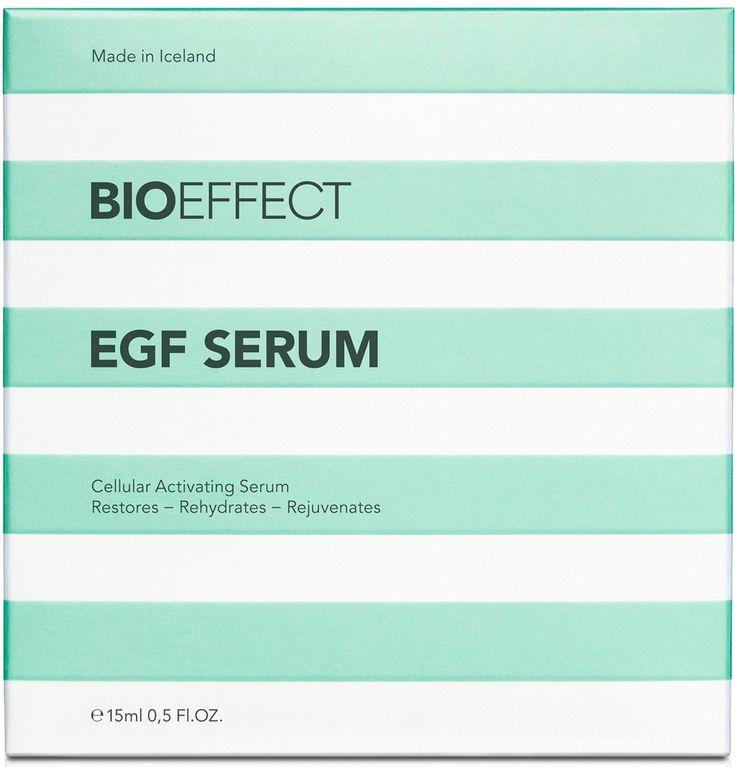 EGF Serum 15 ml. fra Bioeffect – Køb online på Magasin.dk