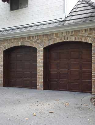 Woodgrained Garage Doors by Garay Artisans. What a change from white! #woodgrain #fauxbois: Faux Woodgrain, Lee Garage, Faux Paintings, Woodgrain Garage, A Paintings Faux Finish, Case, Finish Thes Garage, Wood Garage Doors, Wood Grain