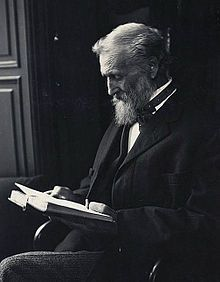 When we try to pick out anything by itself, we find it hitched to everything else in the Universe. -- John Muir, portrait in 1912