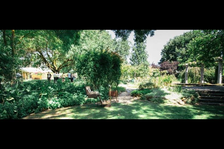 Garden wedding  Al Ru farm, One Tree Hill, Adelaide, SA