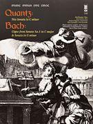 Quantz - Trio Sonata in C minor; Bach - Gigue from Sonata No. 1 in C Ma